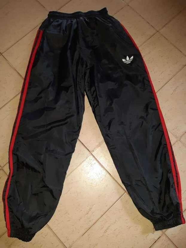 Buzo adidad original y pantalon baquero para dama - 0
