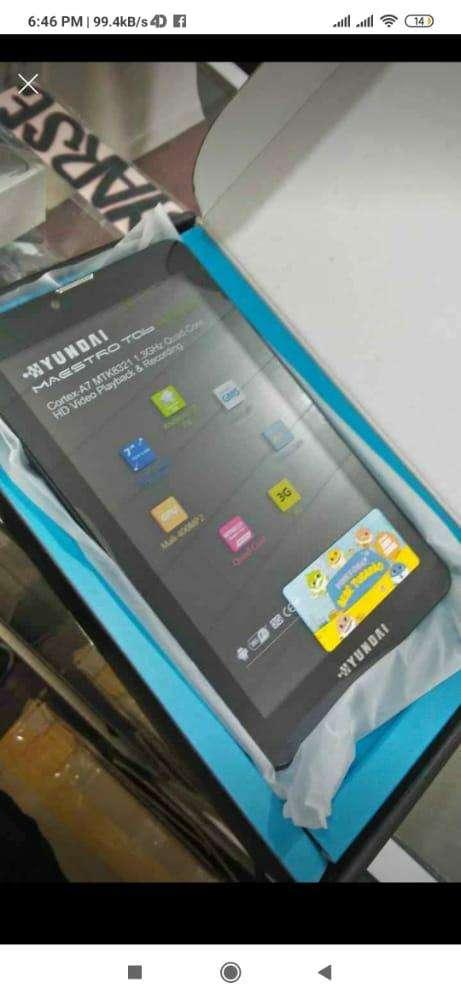 Tablet de 7 pulgadas doble chip a wifi - 0