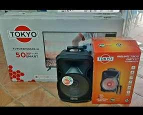 Smart TV 4K Tokyo de 50 pulgadas