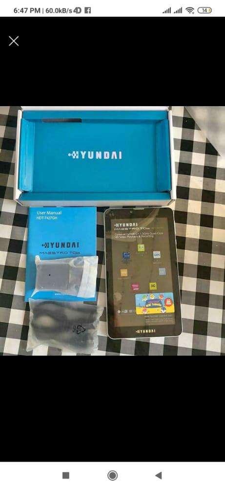 Tablet de 7 pulgadas doble chip a wifi - 1