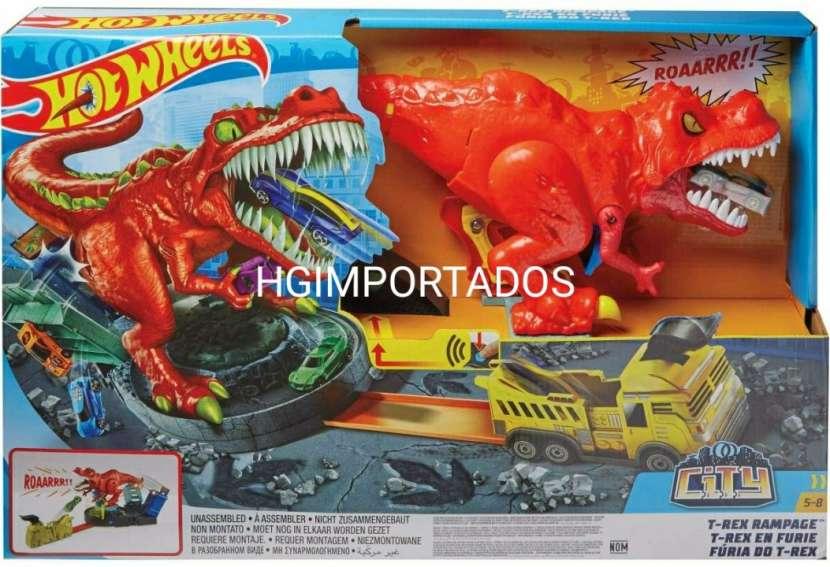 Hot Wheels Furia de T-Rex - 1