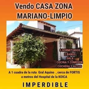 Casa de 2 plantas en Mariano limpio Zona Fortis