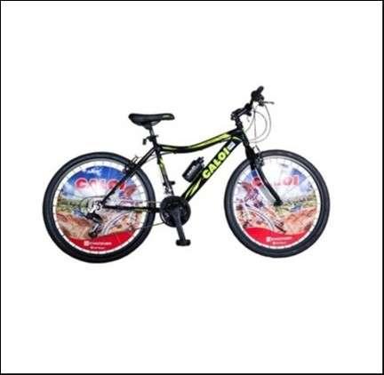 Bicicleta caloi new rider aro 26 - 2