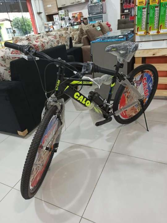 Bicicleta caloi new rider aro 26 - 0