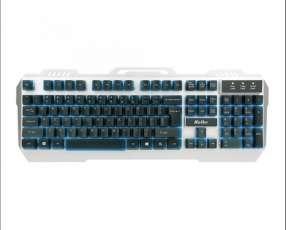 Teclado gaming Silver KGT-095