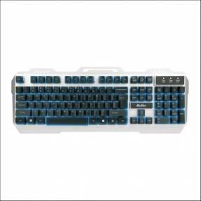 Teclado Gaming Kolke Silver KGT-095