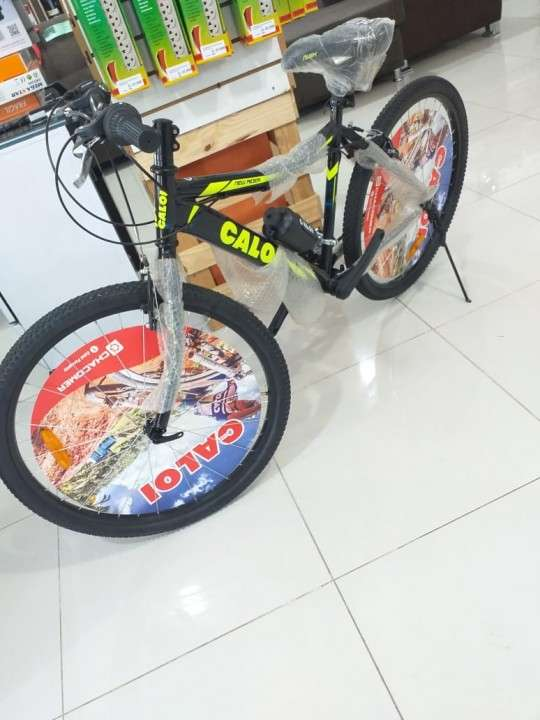 Bicicleta caloi new rider aro 26 - 3