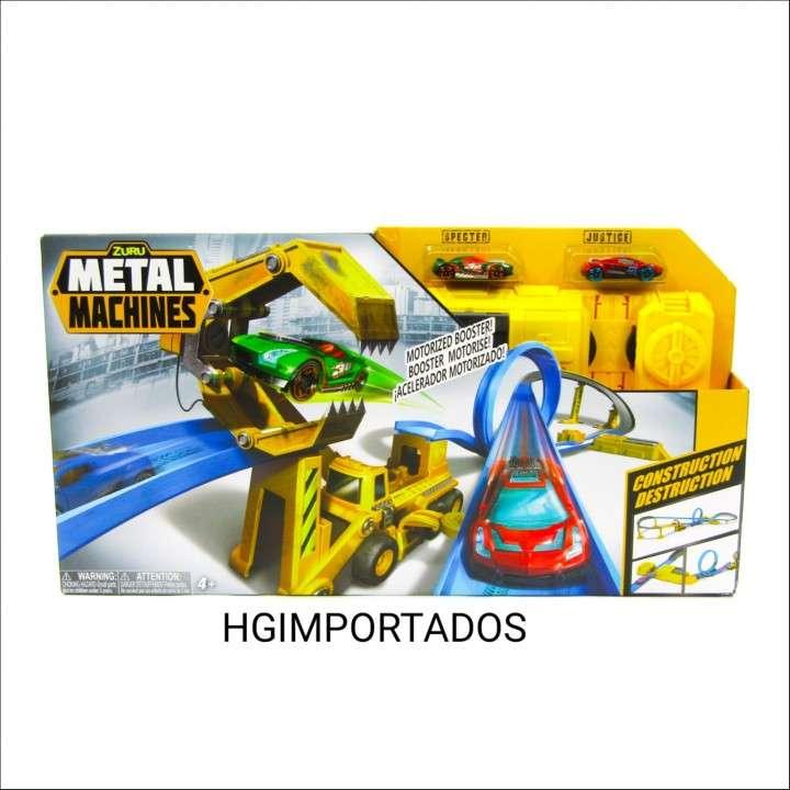 Metal machines - 1