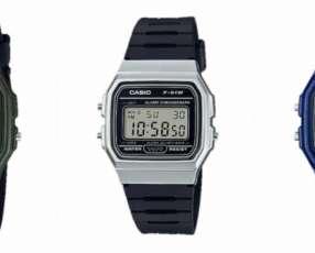 Reloj Casio unisex - ORIGINAL - VARIOS COLORES