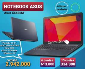 Notebook Asus CELN4000