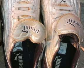 Champion para futbol Puma calce 38