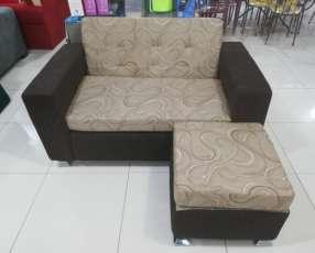 Sofa CLASIC C/ PUFF