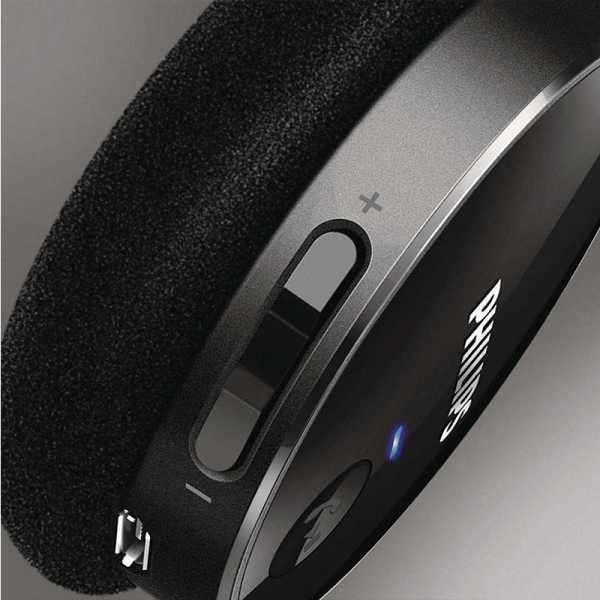Auricular bluetooth Philips SHB4000 negro - 1