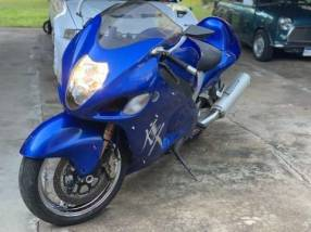 Moto Suzuki Hayabusa 2006