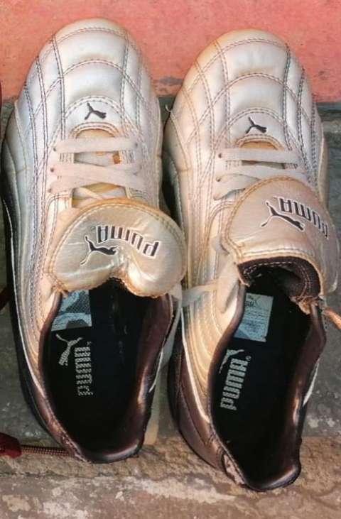 Champion para fútbol Puma calce 38 - 0
