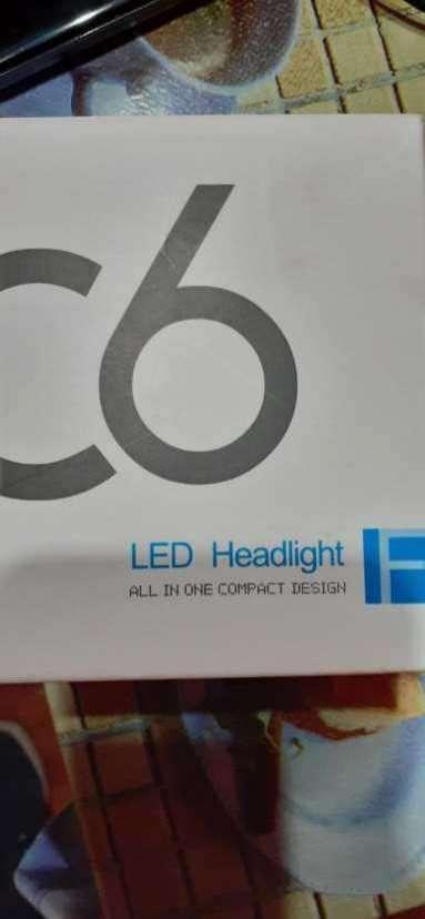 Luz led H7 - 1