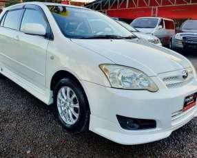 Toyota Allex 2005 motor vvti 1500 naftero automático