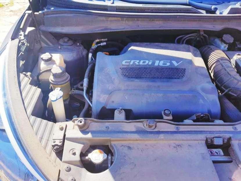 Hyundai Tucson 2015 motor turbo diésel automático 4x4 - 1