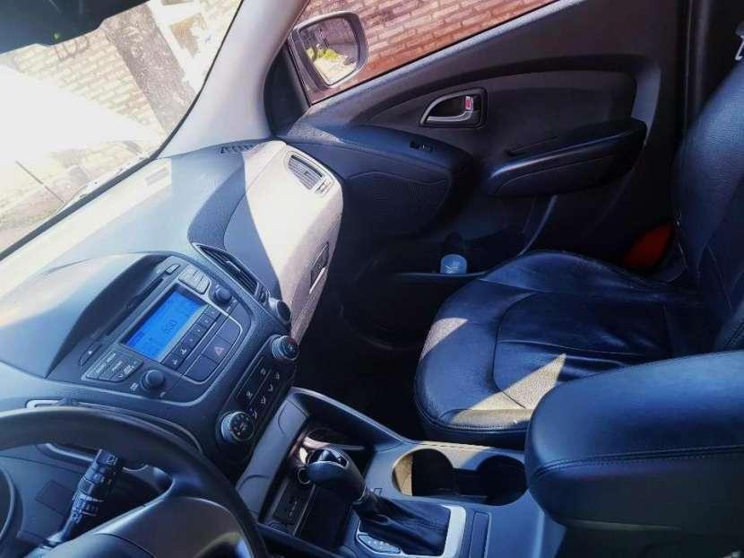 Hyundai Tucson 2015 motor turbo diésel automático 4x4 - 7