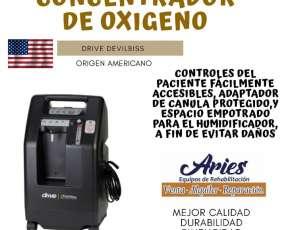Concentrador de oxígeno Drive Devilbiss