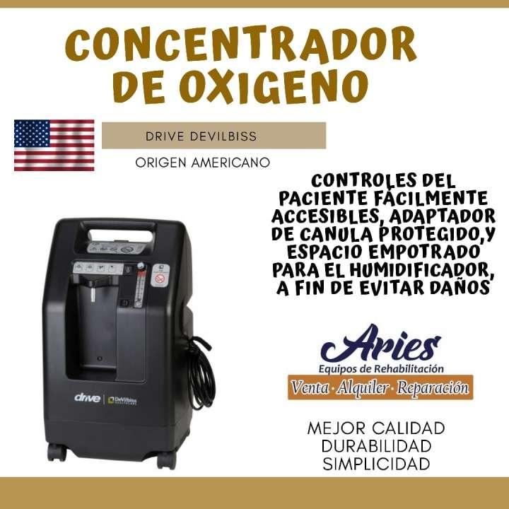 Concentrador de oxígeno Drive Devilbiss - 0