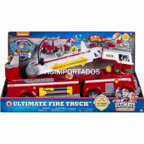 Ultimate fire truck Paw Patrol