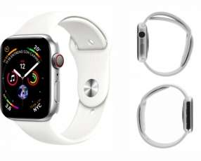 Apple Watch Serie 4 con correa deportiva