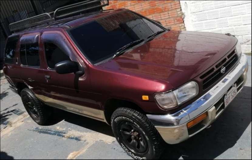 Nissan Terrano 1997 motor 2.7 turbo diésel automático 4x4 - 2