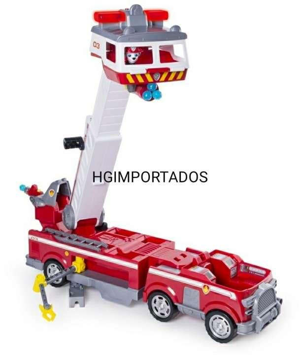 Ultimate fire truck Paw Patrol - 2