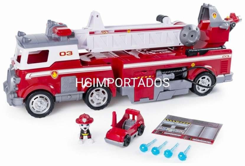 Ultimate fire truck Paw Patrol - 3