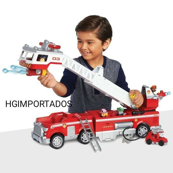 Ultimate fire truck Paw Patrol - 1