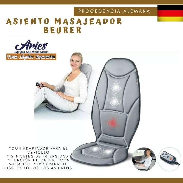 Asiento masajeador Beurer - 0