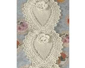 Porta papelero de crochet