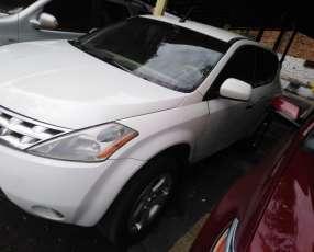 Nissan Murano 2005 naftero automático