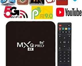 TV BOX 4 GB de RAM Wi-fi 5G