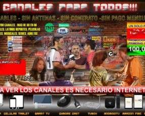 Canales IPTV