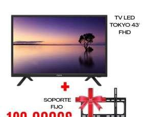 Tv led tokyo 43