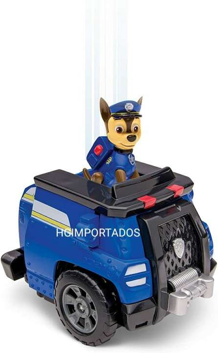 Paw Patrol On-A-Roll Chase - 2