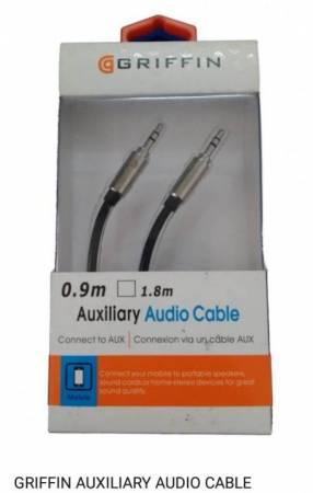 Cable Auxiliar de alta calidad Griffin 50.000Gs.c/delivery
