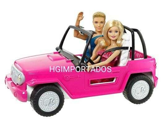 Barbie auto de playa - 2