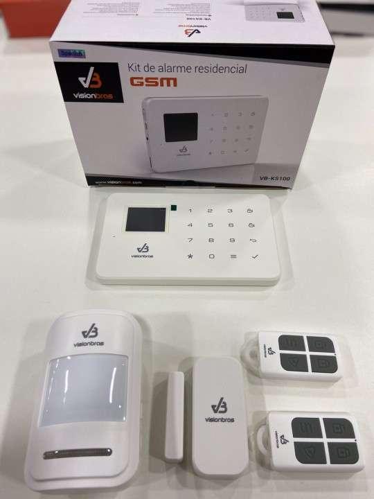 Kit alarma residencial - micro empresa - 0