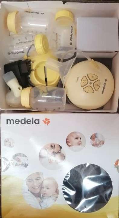 Extractor de leche Medela - 0