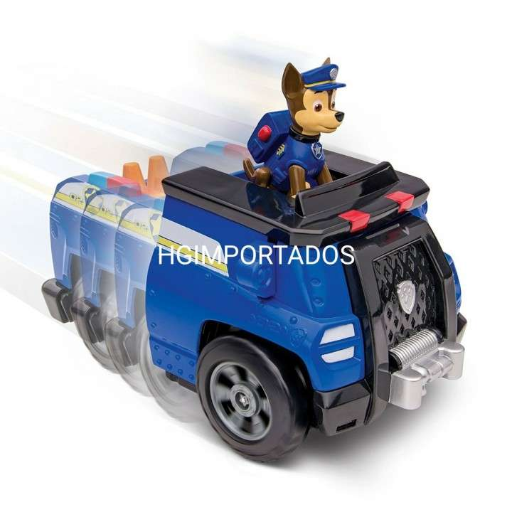 Paw Patrol On-A-Roll Chase - 0