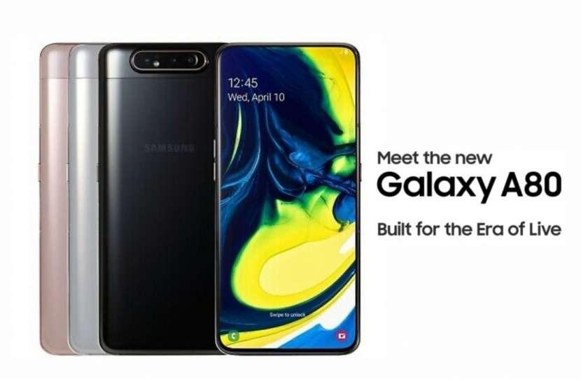 Samsung Galaxy A80 de 128 gb - 0