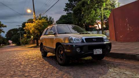 Hyundai Santa Fe 2002 - 0