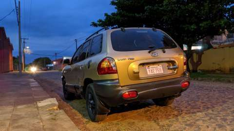 Hyundai Santa Fe 2002 - 1