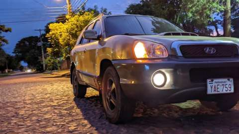 Hyundai Santa Fe 2002 - 2