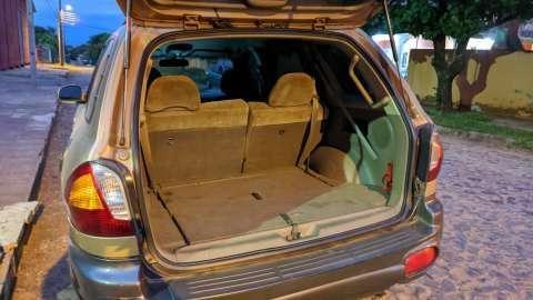 Hyundai Santa Fe 2002 - 5