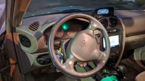 Hyundai Santa Fe 2002 - 8