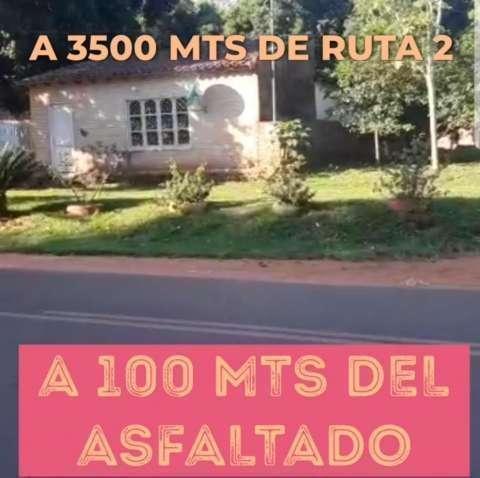 Terreno en Km 25 Ruta 2 Itauguá - 0